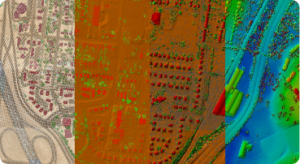 LIDAR Section Photo