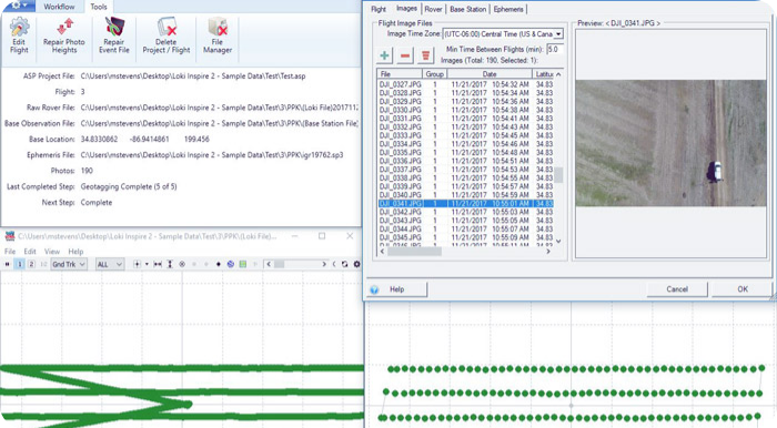 Image for GNSS Post Processing