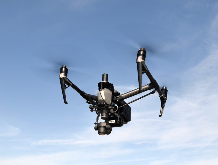 Loki Geopositioning System for Drones
