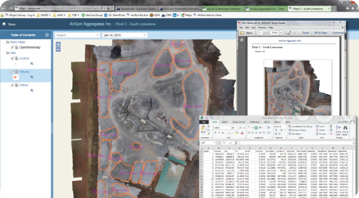 Data Management Services for LIDAR and Drone Mapping
