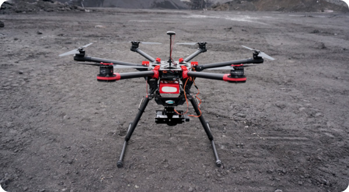 drone mapping implementation consulting