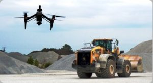 Lidar drone mapping sensors and software