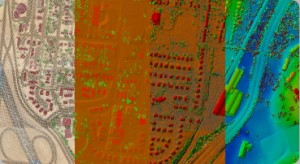 lidar drone mapping solutions and software