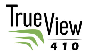Drone LIDAR + Imagery Mapping Sensor True View 410 Logo