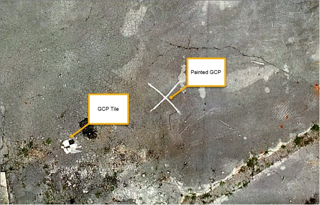 Ground Control Point Examples